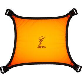 ABS s.LIGHT Helmnetz orange